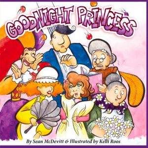 Goodnight Princess Cover